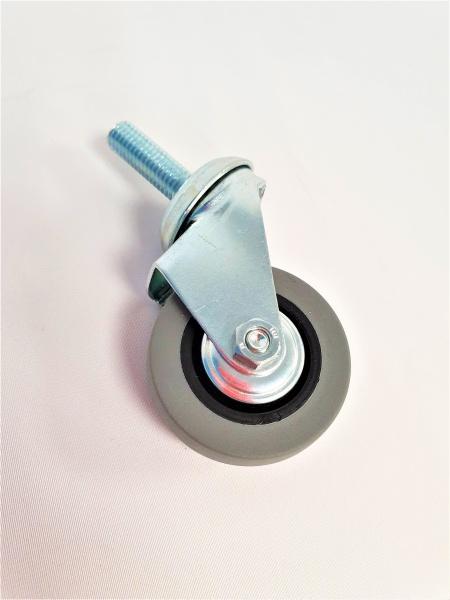 Roulette de réglage suceur pour Autolaveuse TENNANT T3 / 50