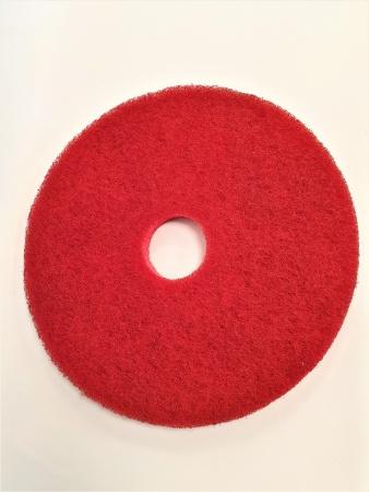 Disques rouges diamètre 432 mm pour Autolaveuse TENNANT T300 / 43