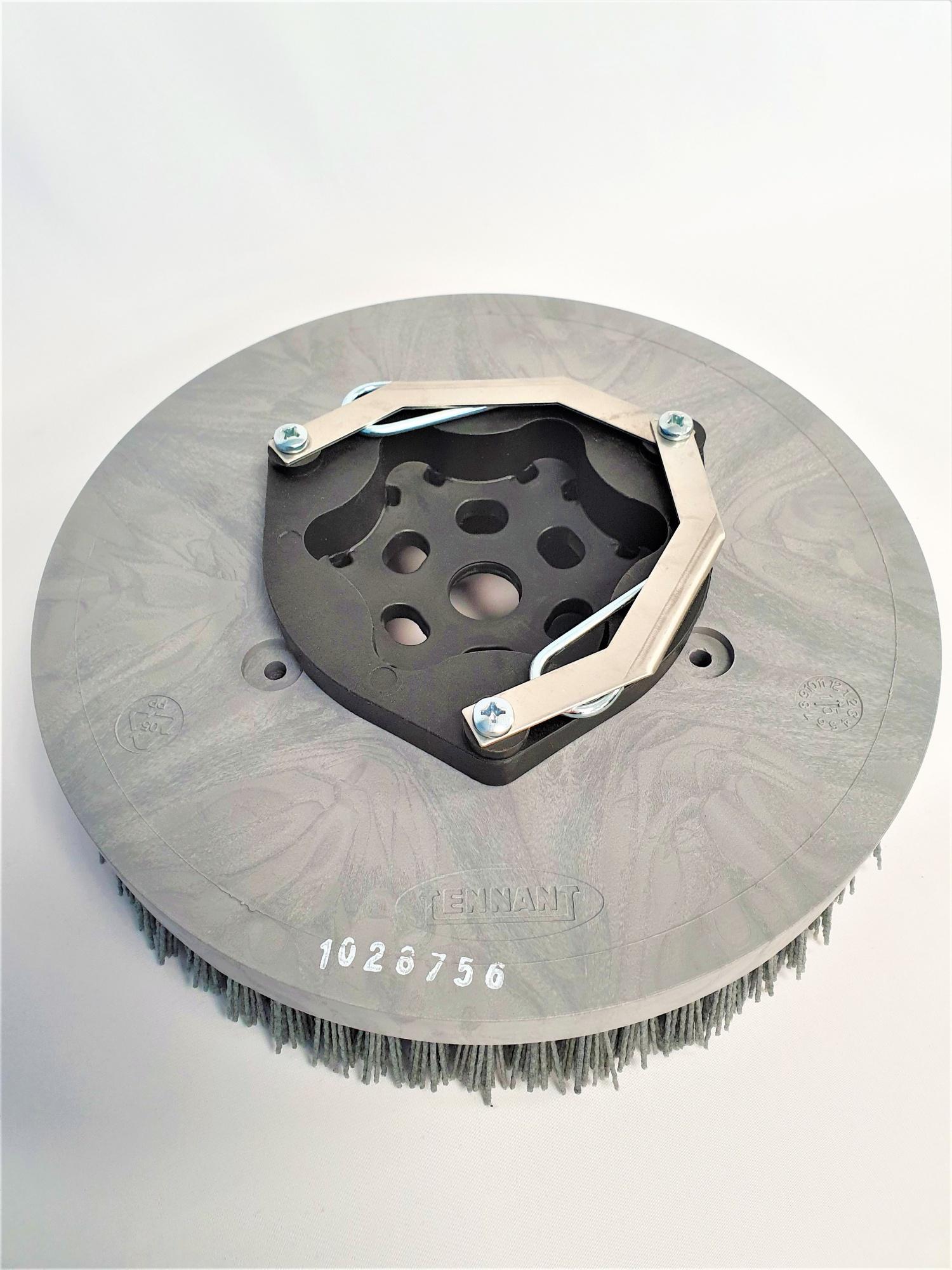 Brosse TYNEX (dure) pour Autolaveuse TENNANT T300 / 60