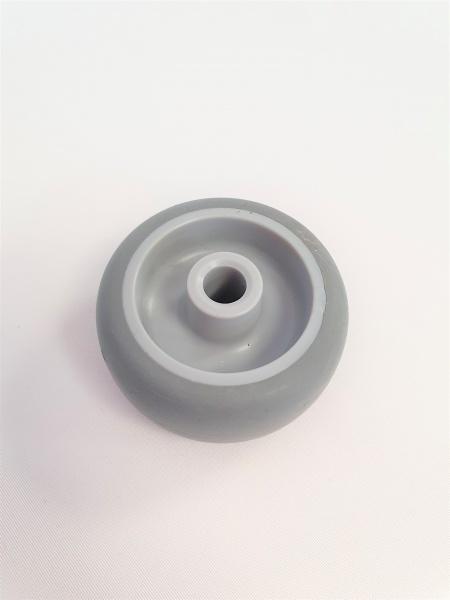 Roulette centrale suceur pour Autolaveuse TENNANT T5 / 80