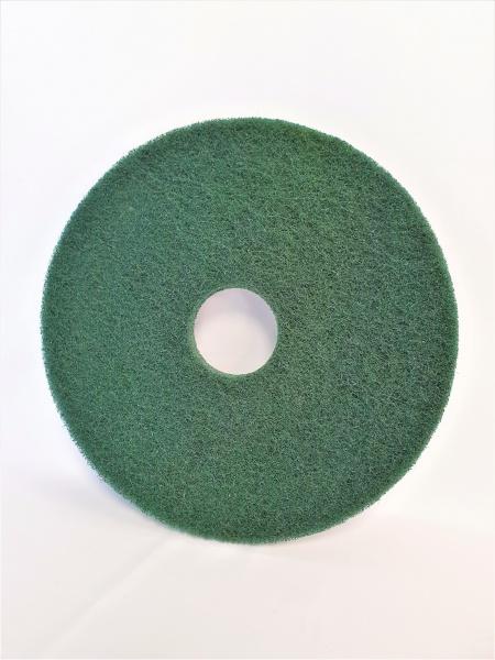 Disques verts diamètre 406 mm pour Autolaveuse TENNANT T5 / 80