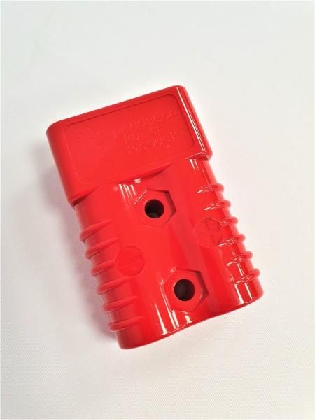 Prise de batterie rouge pour Autolaveuse TENNANT T7 / 80