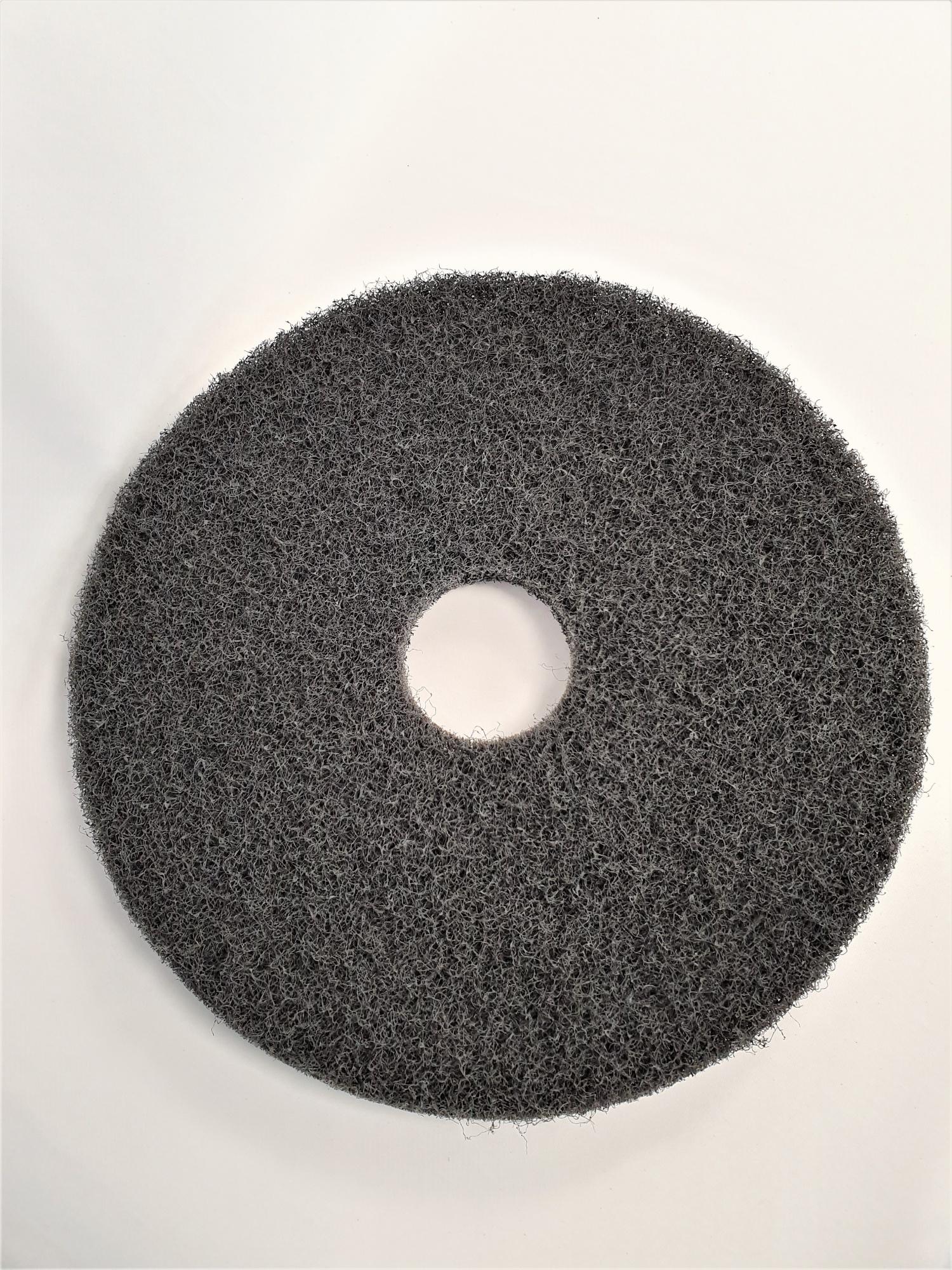 Disques noirs diamètre 406 mm pour Autolaveuse TENNANT T12