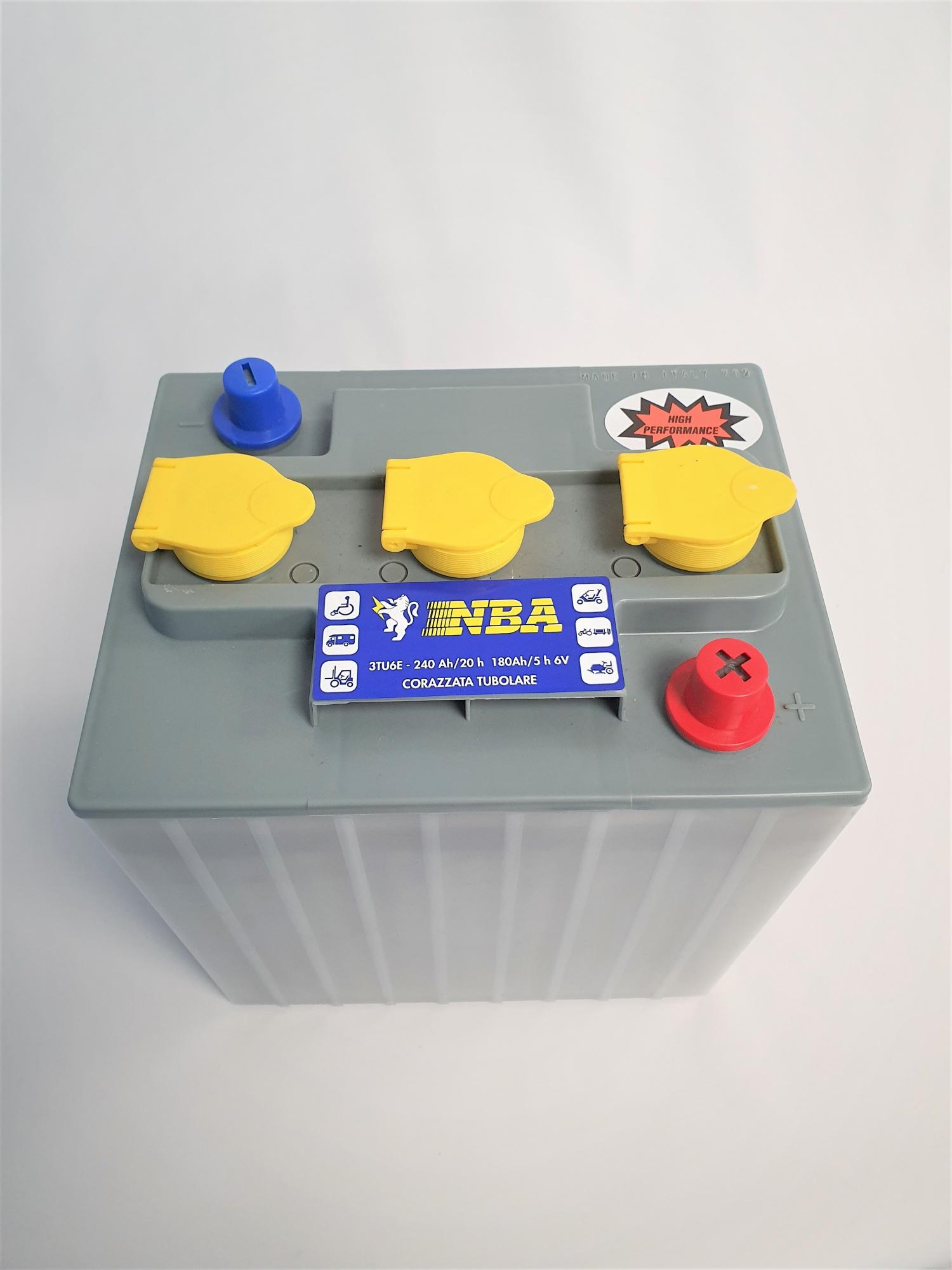 Batterie 6V 195 AH (C5) pour Autolaveuse TENNANT 7100 / 70