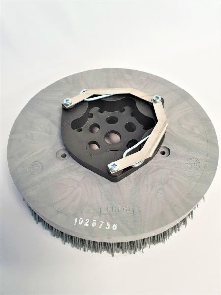 """Brosse TYNEX (dure) 14"""" pour Autolaveuse TENNANT 7100 / 70"""