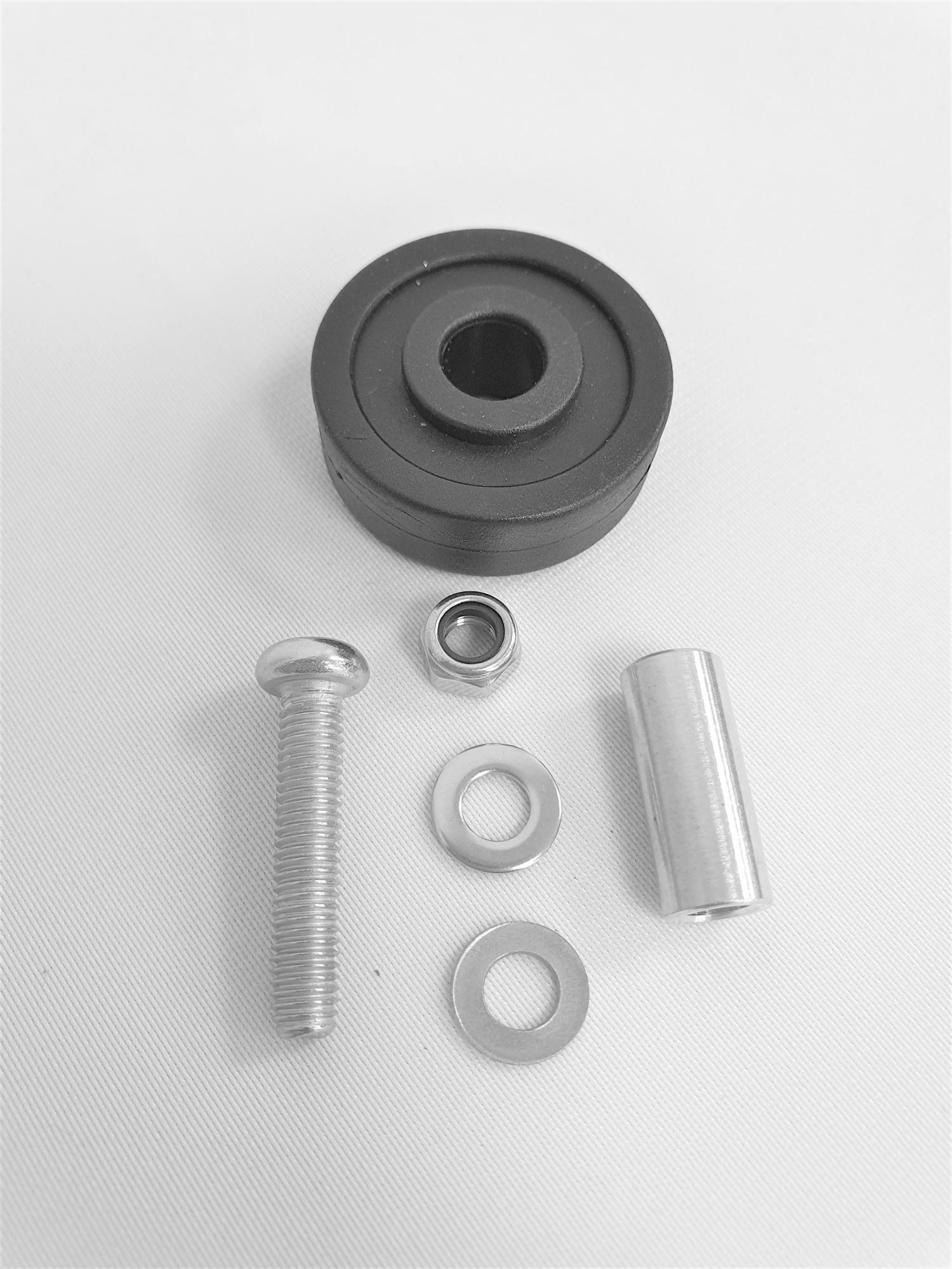 Roulette de réglage suceur pour Autolaveuse VIPER AS 380 15 B