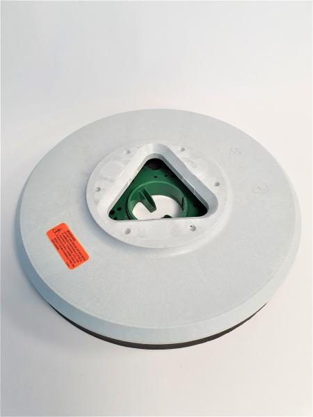 Plateau porte disque pour Autolaveuse RCM BYTE I