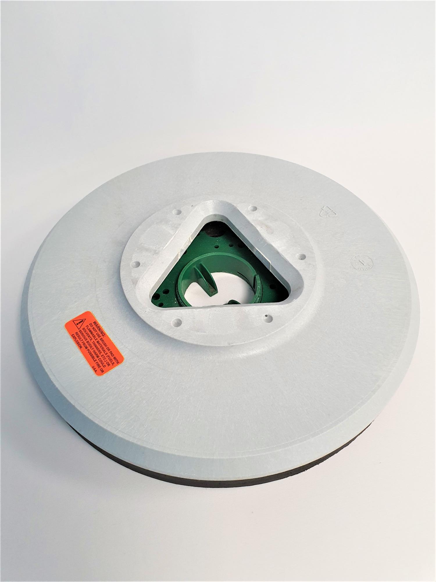 Plateau porte disque pour Autolaveuse RCM BYTE II 531