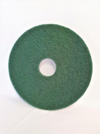 Disques verts 406 mm pour Autolaveuse RCM MEGA II 802