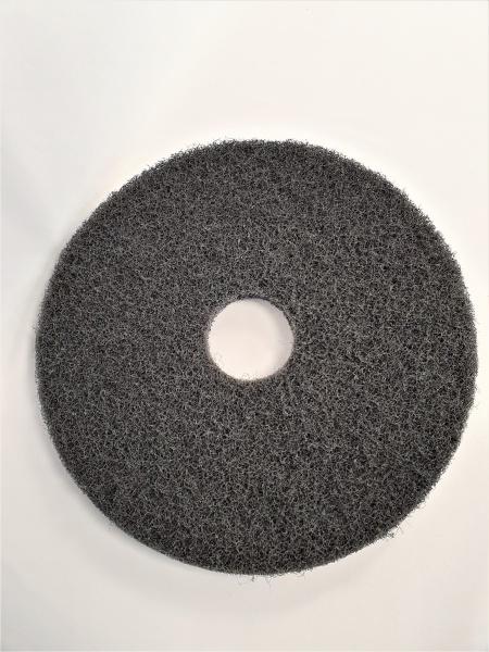 Disques noirs 406 mm pour Autolaveuse RCM MEGA II 802
