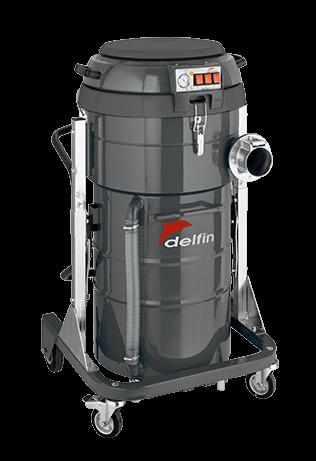 Aspirateur industriel DELFIN DM40 OIL