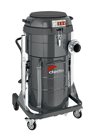 Aspirateur industriel DELFIN DM40 OIL