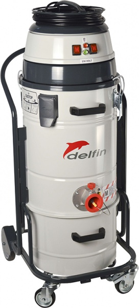 Aspirateur industriel DELFIN MISTRAL 202 DS