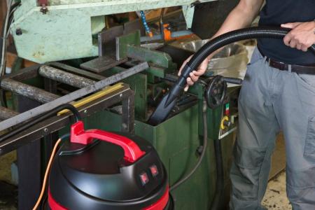 Aspirateur eau et poussière LSU 255P