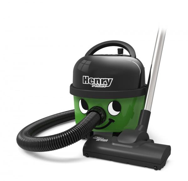 Aspirateur poussière HENRY PETCARE