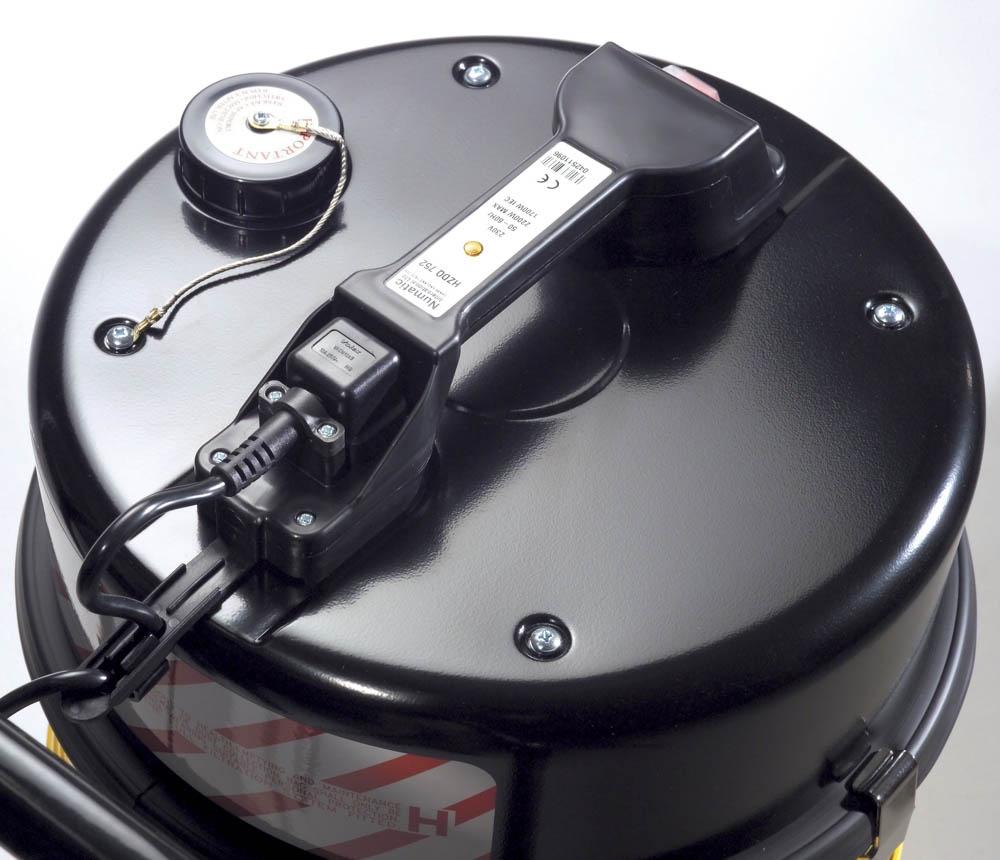 Aspirateur spécial amiante et poussières dangereuses HZD900