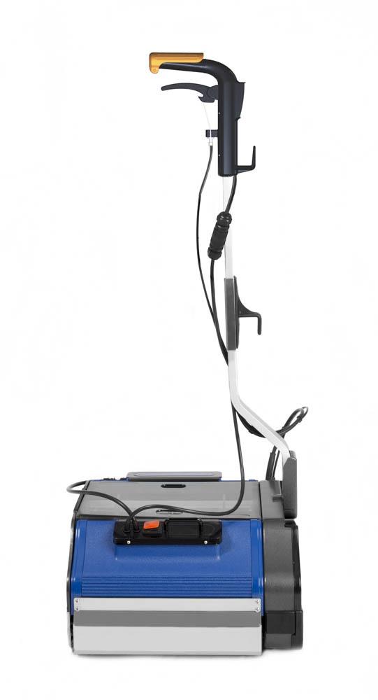 Autolaveuse compacte DUPLEX STEAM 420