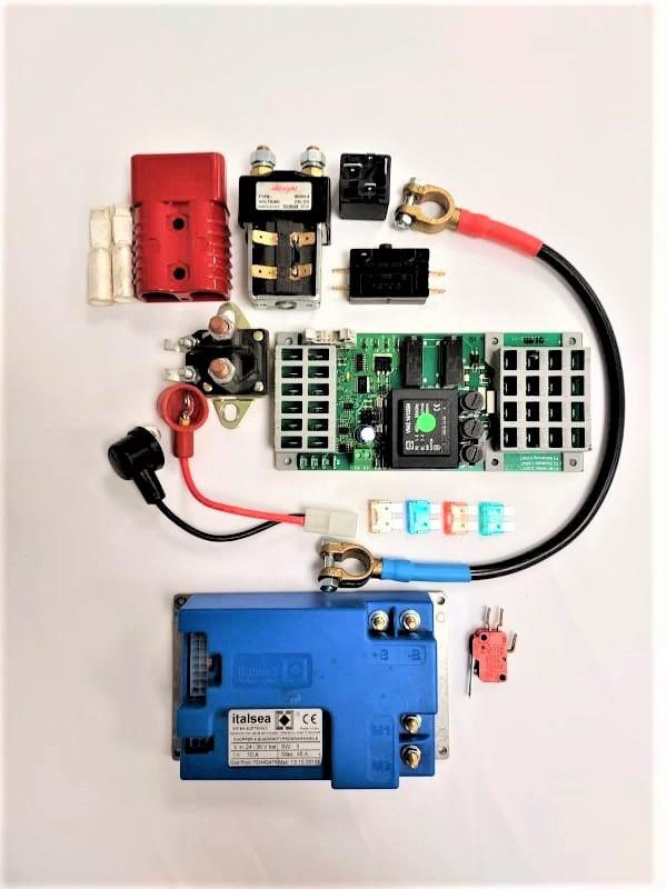 Autres pièces électriques
