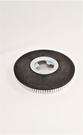 Brosse PPL (souple) pour Autolaveuse COMAC VISPA 35 B