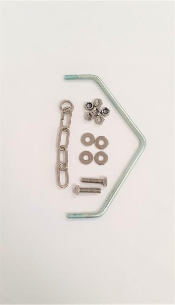 Kit chaîne relevage suceur pour Autolaveuse VIPER AS 710 R