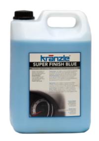 Super Finish Blue